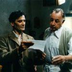 Massimo Troisi e Philippe Noiret ne Il Postino di Neruda