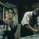 Philippe Noiret in Nuovo Cinema Paradiso
