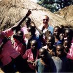 Giuseppe Carrisi e i Bambini africani