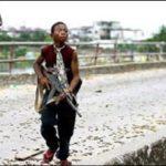 Kodigò, un bambino soldato