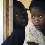 Voci dal buio di Giuseppe Carrisi – bambini congolesi