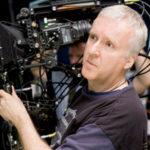 James Cameron – dirente le riprese di Avatar