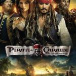 Locandina Pirati dei Caraibi- oltre i confini del mare  Locandina Pirati dei Caraibi- oltre i confini del mare