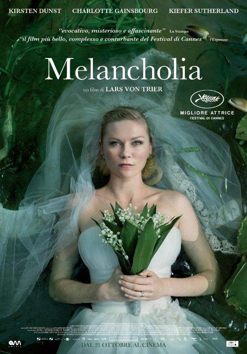 Locandina del film Malencholia