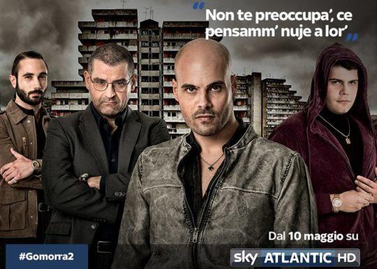 Locandina Serie TV Gomorra - Seconda Stagione
